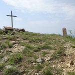La cima del Monte Tardia