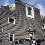 Napoli: Chiesa del Gesù Nuovo