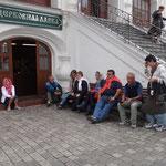 Kostroma - come siamo stanchi!