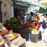 Tirana: il mercato