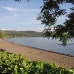 Bolsena, lungo lago