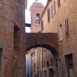 Torrita di Siena - La porta