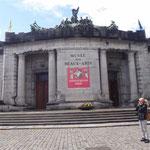 Tournai - Il Museo des Beaux Arts