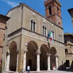 Pienza - Palazzo Comunale