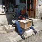 Gjirokaster: antichi lavori