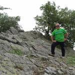 Rocca dei Corvi 792 m s.l.m.