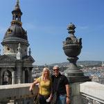 Dall'alto della torre del Duomo