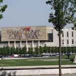 Tirana: Museo Skenderbeg