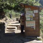 Ingresso nel Parco Nazionale delle 5 Terre
