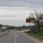 Verso il Kosovo: frontiera Albania - Kosovo