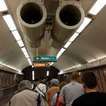 La metropolitana di Budapest la più antica d'Europa