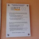 Istruzioni per l'uso del rifugio