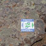 Simbologia del Sentiero Liguria