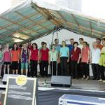 Sängerrunde Pöllau mit Vusa Mkaya