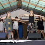 Afrikanischer Tanzworkshop
