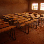 Klassenraum Anfang 2010