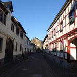 Hauptstrasse Hönningen