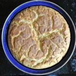 Schnelles Brot im Topf gebacken