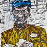 Das Brot des Herrn Raduvojevic - übermalt