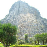 Buddhaberg bei Sattahip