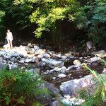 Fluss Pozzo