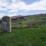 pierre plantée Lacaune