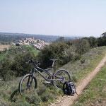 Aragon randonnée vtt