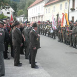 Angelobung 2012