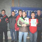 Marktmeisterschaften im Eisstockschießen 2012