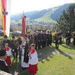 Gedenkfeier in St.Peter
