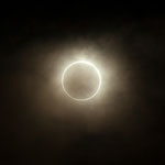金環日食 / Annular solar eclipse