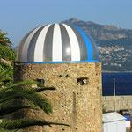 Le fameux turban de la tour, Festival du Vent 2007.