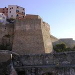 Bastion sud, vu de la Tour de sel