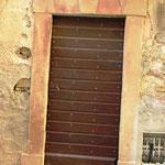 Une porte plus discrète