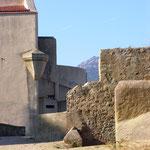 Entre la caserne et le bastion, un petit bout du Capu di a Veta
