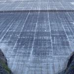 die Grande Dixence - aktuell zweithöchste Staumauer der Welt