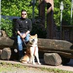 Michael und Katsu