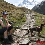 Annett und Batti, unsere Bergwanderfreunde