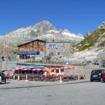 Zugang zum Rhonegletscher