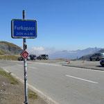 Furkapass 2436 m