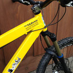 NANDROLON, Mc Loud, Allmountain Hardtail