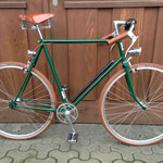 NANDROLON, Tour de Suisse, Singlespeed Bike British Racing Green