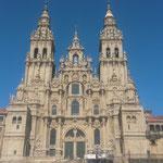 Compostelle, Espagne