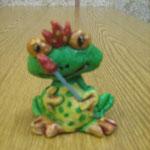 Царевна-лягушка, тесто