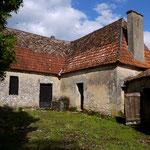 bâtiment ancien en pierre (photo odermatt architectes lalinde)