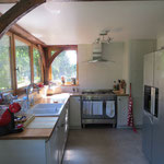 Küche  (Foto odermatt architectes Lalinde)
