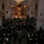 Weihnachtskonzert in der Wallfahrtskirche Christkindl