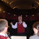 Konzert im Alten Theater, Karl Heinz Heimberger