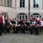 Sommerkonzert im Schloss Lamberg in Steyr