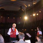 Altes Theater Steyr, Karl Heinz Heimberger, Solistin Sabrina Sattmann